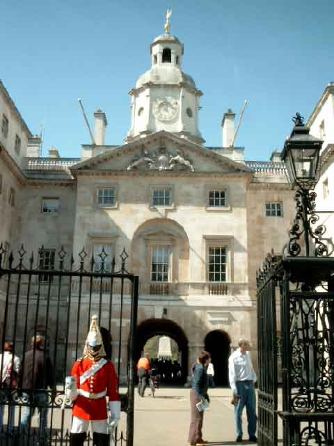 9 - Horse Guards